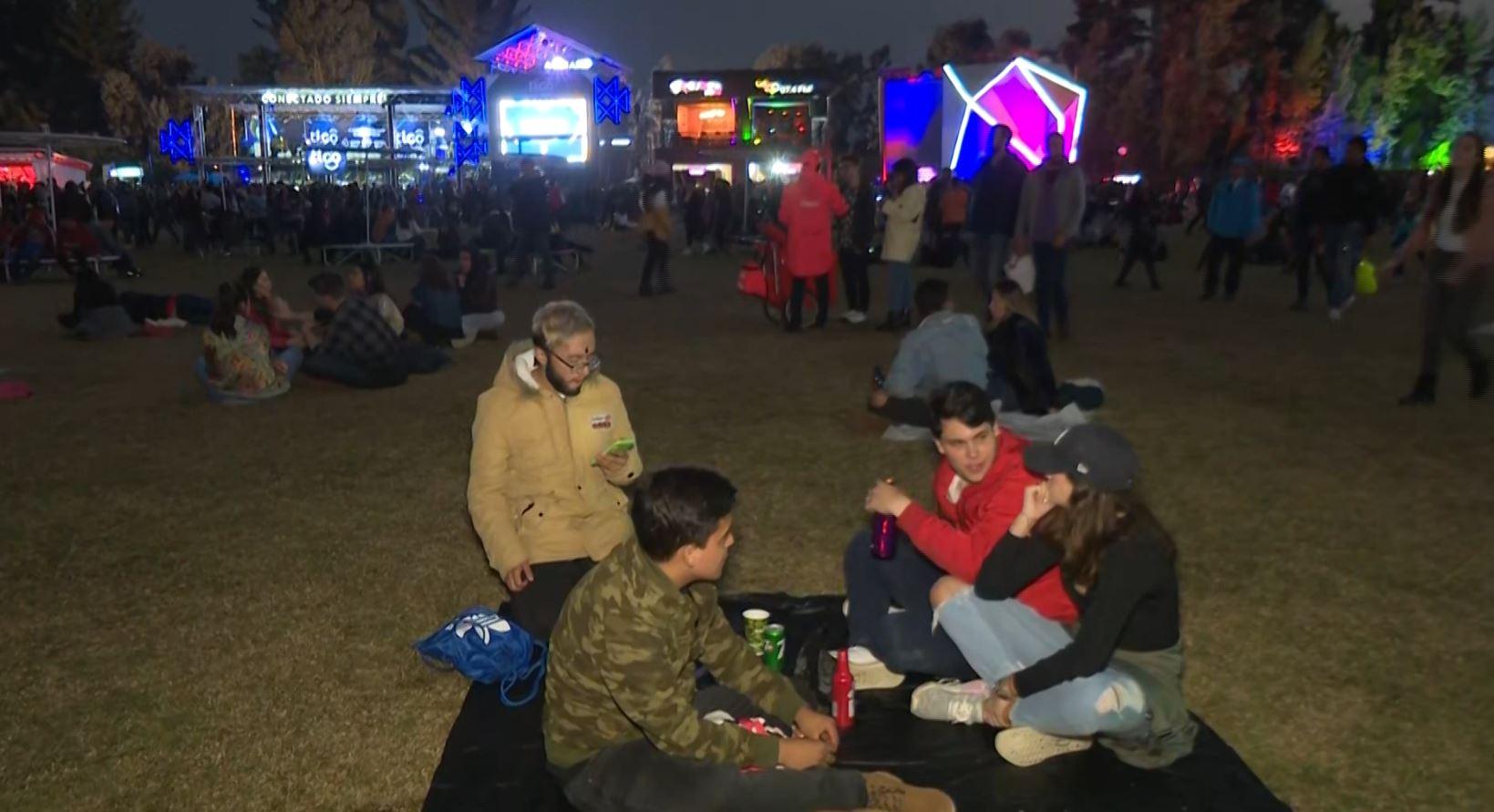 Grupo Niche, el grupo que le puso «salsa» al Festival Estéreo Picnic