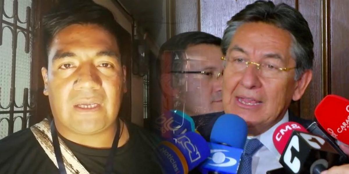 Minga rechaza señalamientos del fiscal sobre infiltración: coordinador CRIC