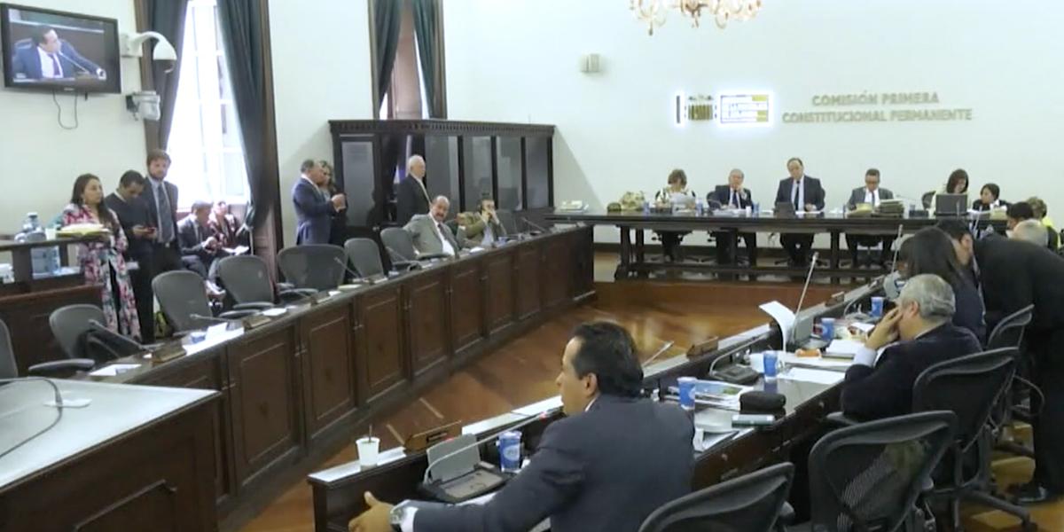 Uribismo pide al Gobierno despeje de la vía Panamericana con Fuerza Pública