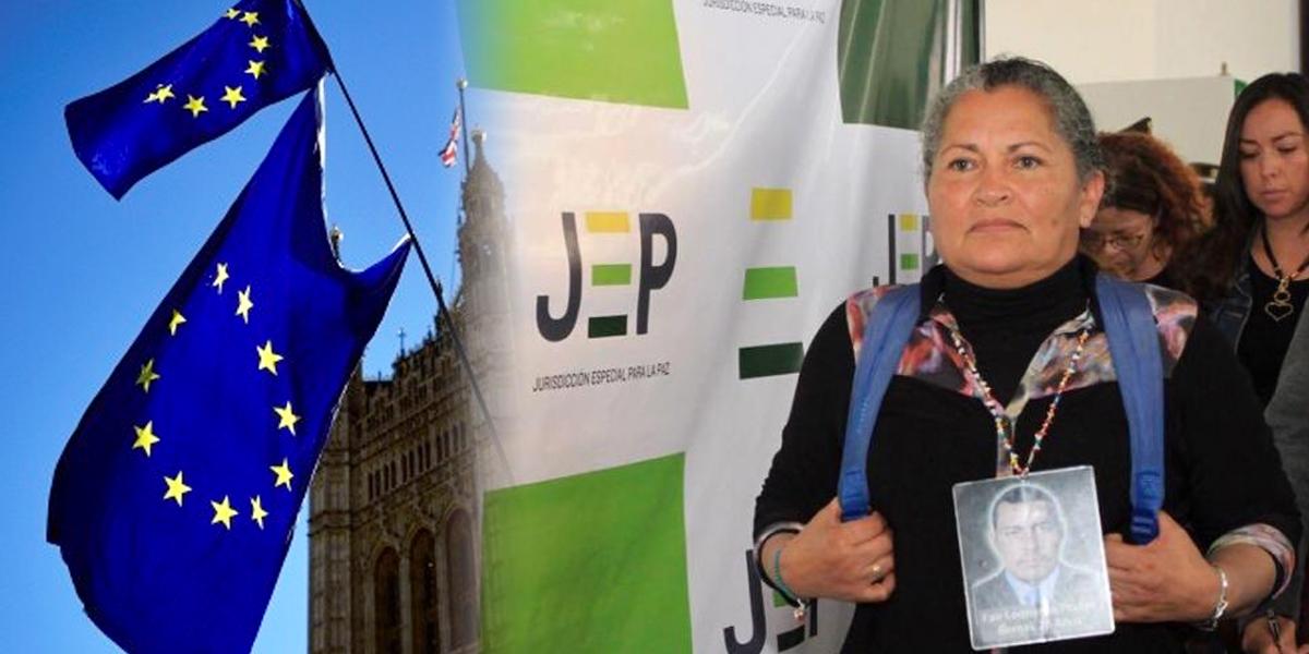 UE anuncia € 7,7 millones para el Sistema Integral de Verdad, Justicia, Reparación y No Repetición