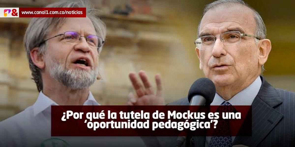 De la Calle defenderá a Mockus en proceso de recuperación de curul