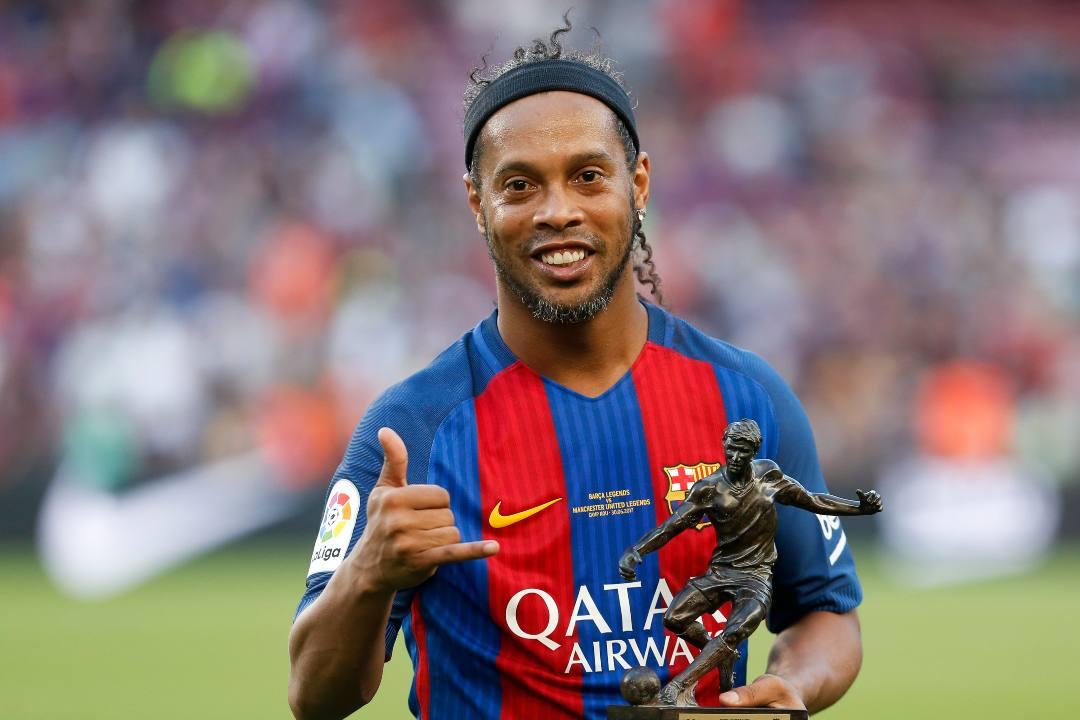 Estos son los precios de la boletería para ver a Ronaldinho jugando con Santa Fe