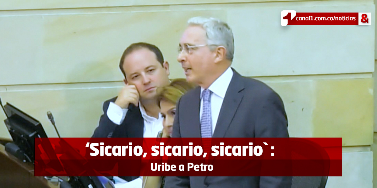 Agarrón Uribe-Petro por la JEP