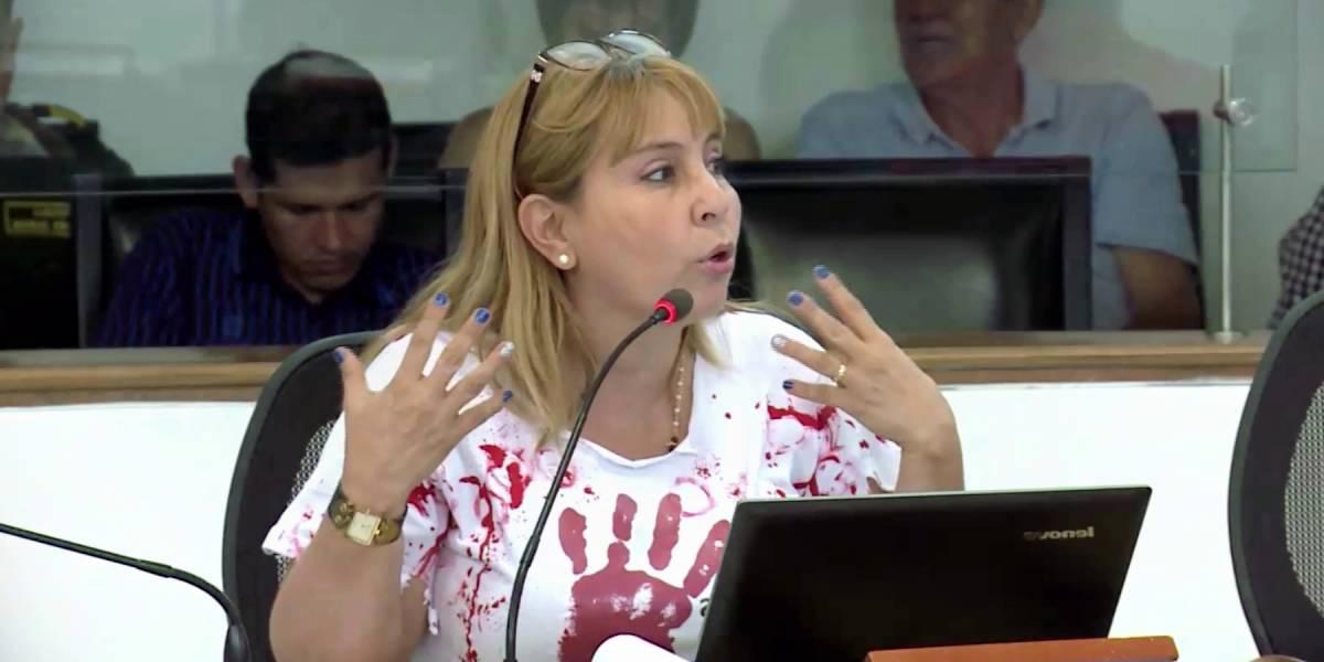 Concejal de Bucaramanga será demandada por calificar a comunidad LGTB como una enfermedad
