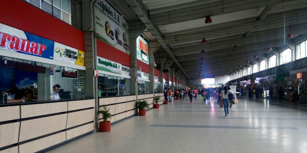 Pérdidas por 12 mil millones en Terminal de Popayán