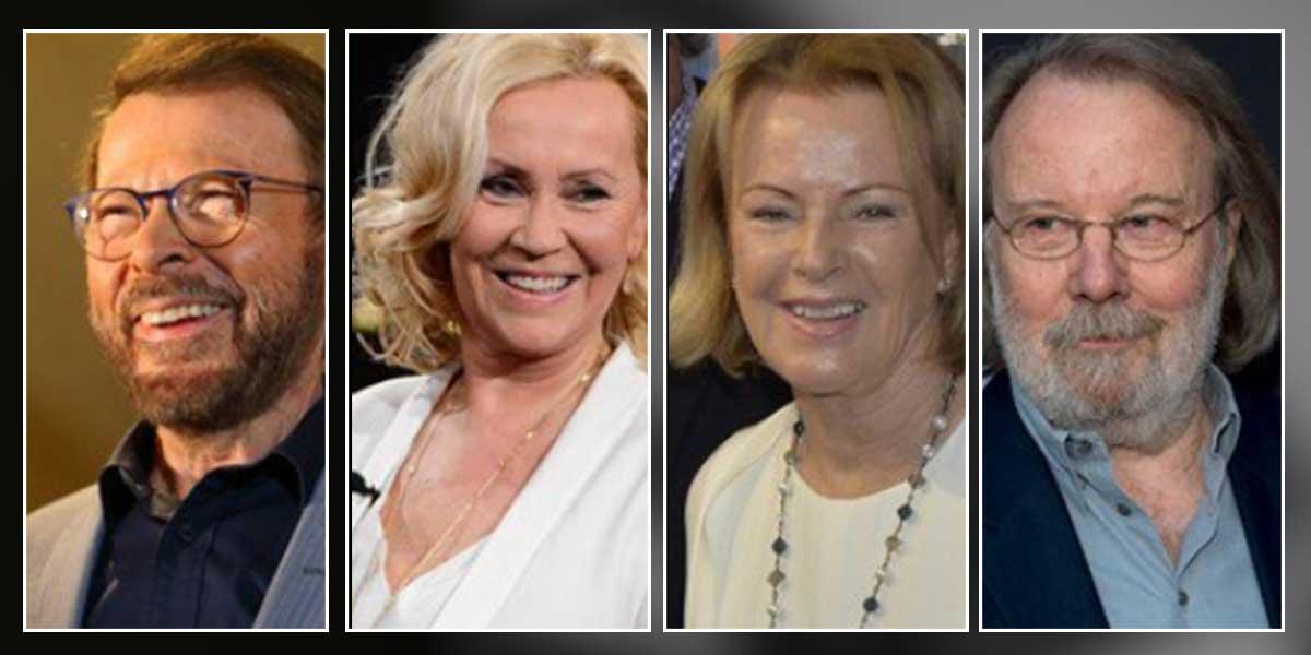 ABBA lanzaría una de sus dos nuevas canciones entre septiembre y octubre de este año