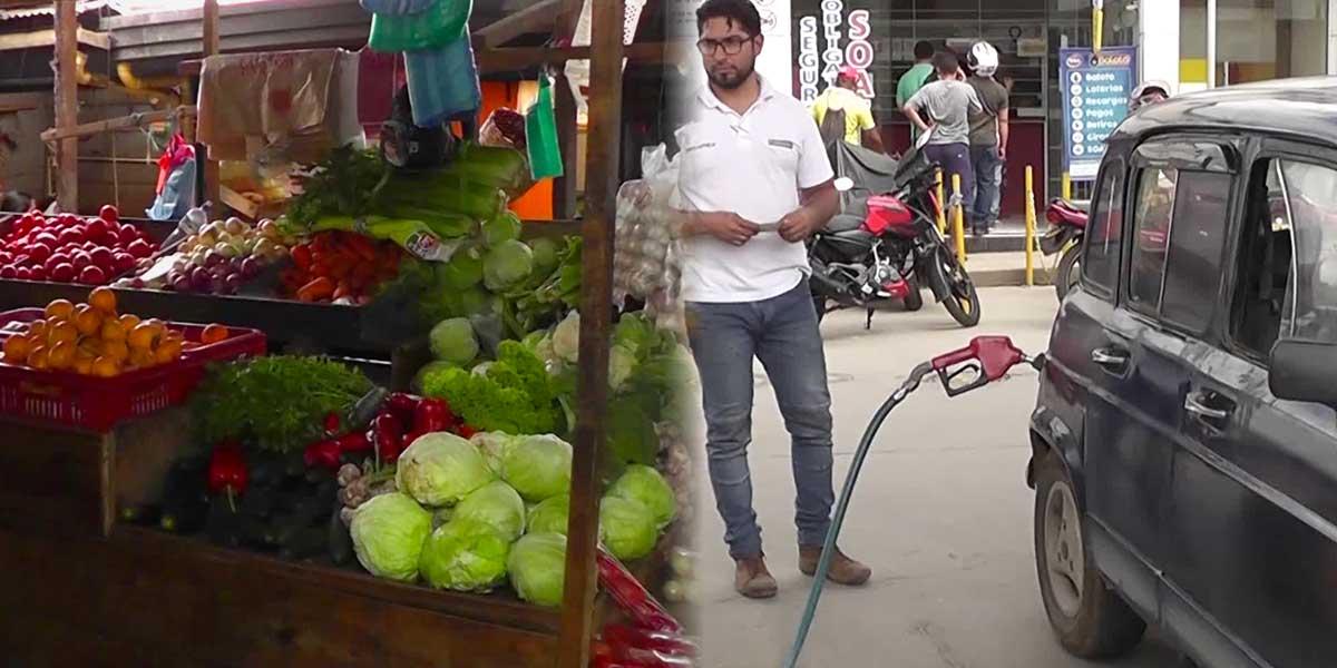 Popayán reabastecida de combustible y alimentos, regresa a la normalidad