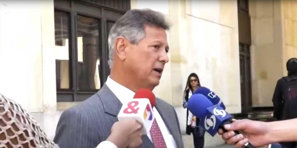 Procuraduría formuló cargos al exsenador Antonio Guerra por caso Odebrecht