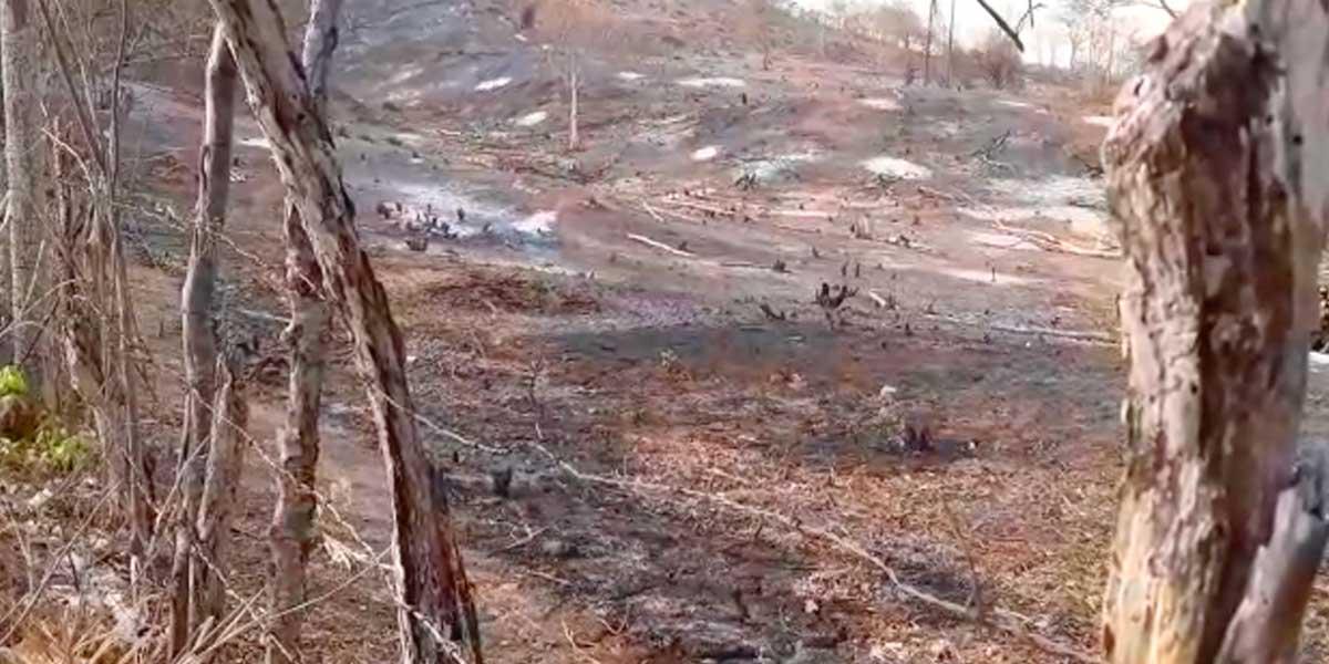 Preocupación por fuerte sequía en corregimientos de Sincelejo, Sucre