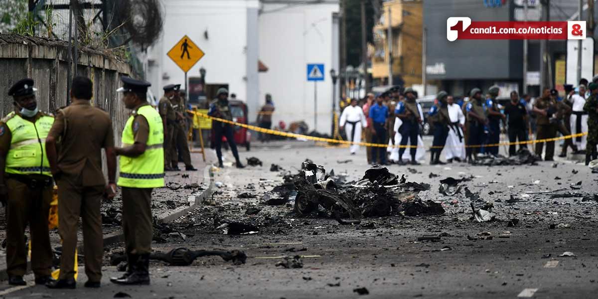 Dos hermanos musulmanes tuvieron un papel clave en los atentados de Sri Lanka