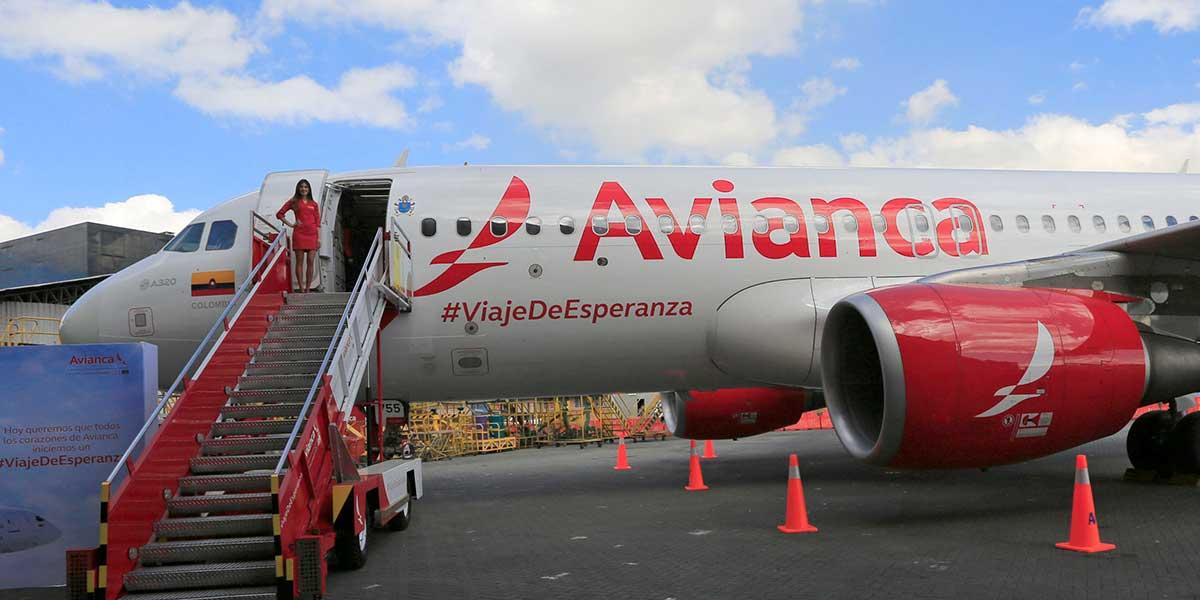 Aerolínea Avianca suma tres vuelos semanales en ruta Barcelona – Bogotá en temporada alta
