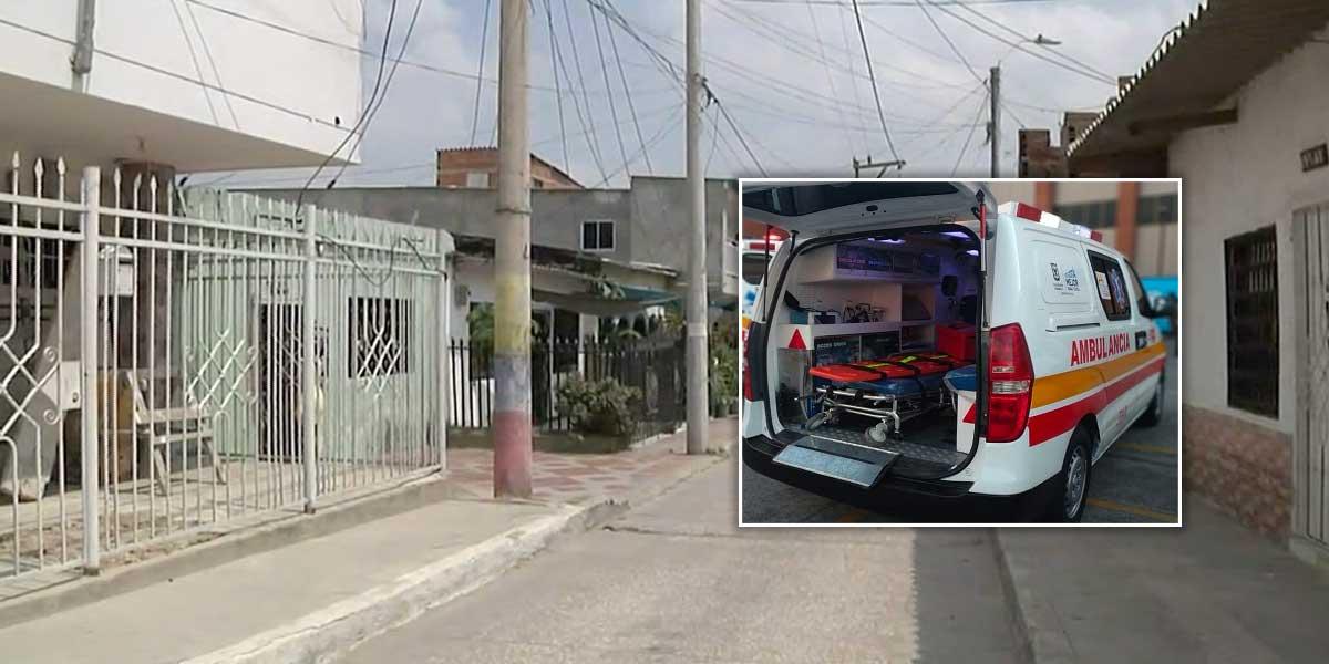 Venezolanos habrían agredido a mujer de 50 años que les arrendó una habitación en Barranquilla