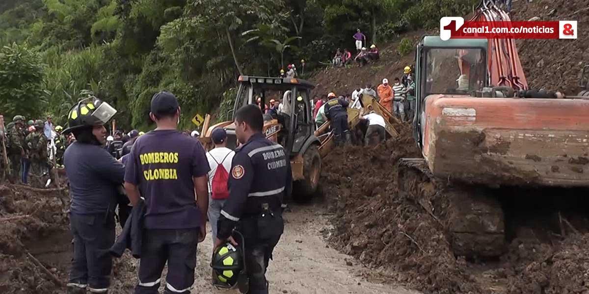 Incertidumbre entre sobrevivientes de la tragedia en Rosas, Cauca por su reubicación