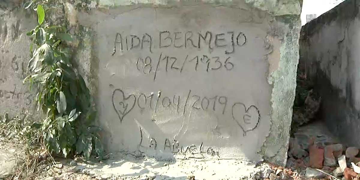 Sepelio de una mujer se retrasó tres días por inseguridad en cementerio de Barranquilla