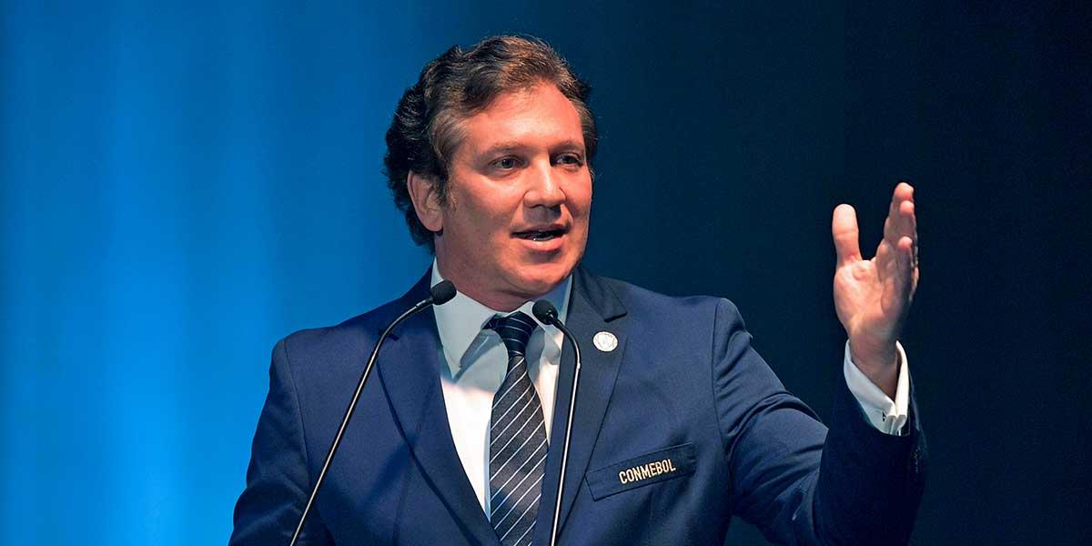 Conmebol asegura que mantendrá formato de Copa América con dos sedes