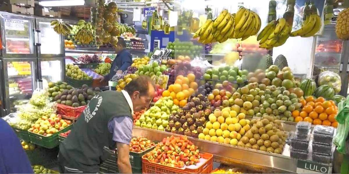 Aumenta precio de alimentos en plazas de mercado por paro en vía Panamericana
