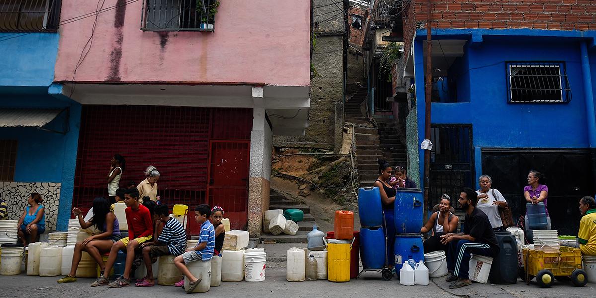 ONU debería liderar una respuesta a 'emergencia humanitaria' en Venezuela: Human Rights Watch