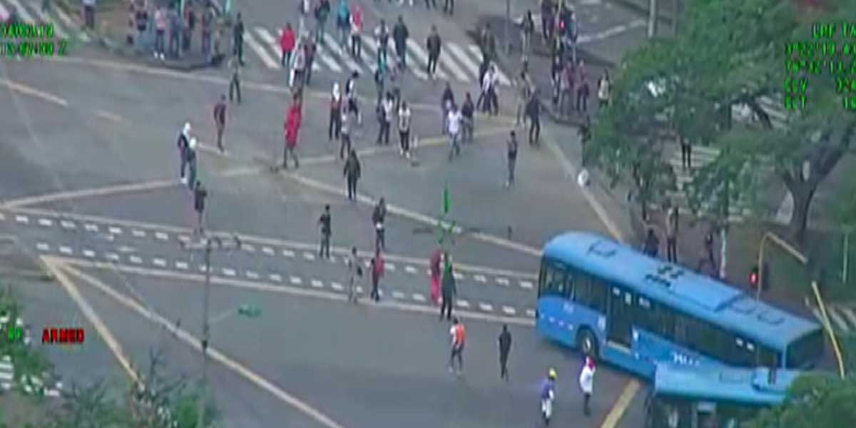 Disturbios en Universidad del Valle dejan un muerto y cuatro heridos
