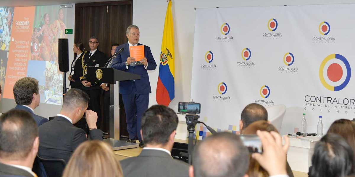 La Economía Naranja no me pertenece a mí ni a mi Gobierno, sino a todos los colombianos