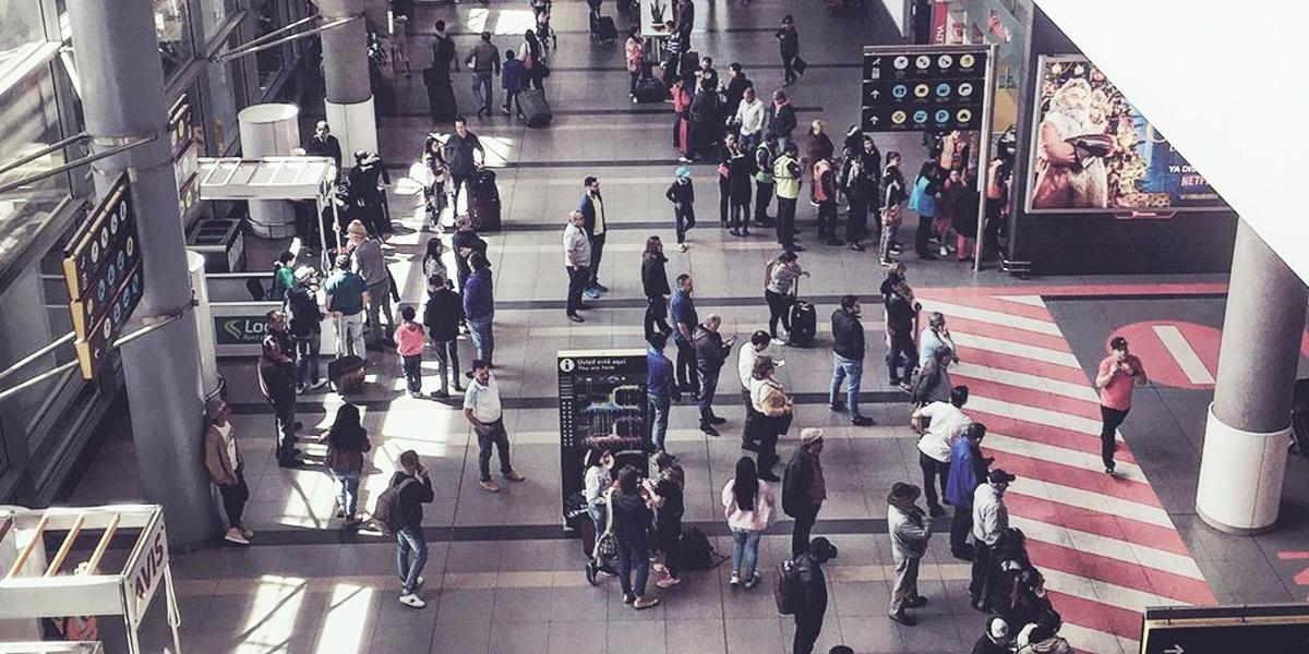 2'131.000 pasajeros se movilizaron por aeropuertos del país durante Semana Santa: Aerocivil