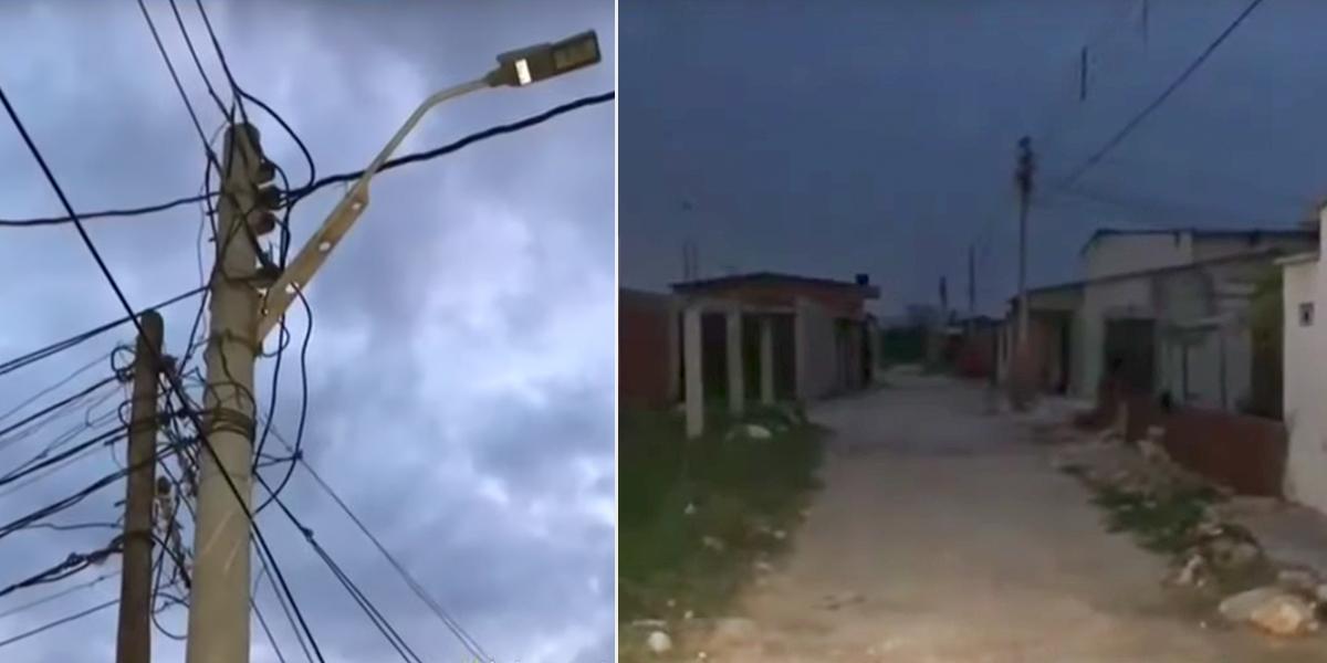 400 familias afectadas tras 16 días sin el servicio de energía en Barranquilla