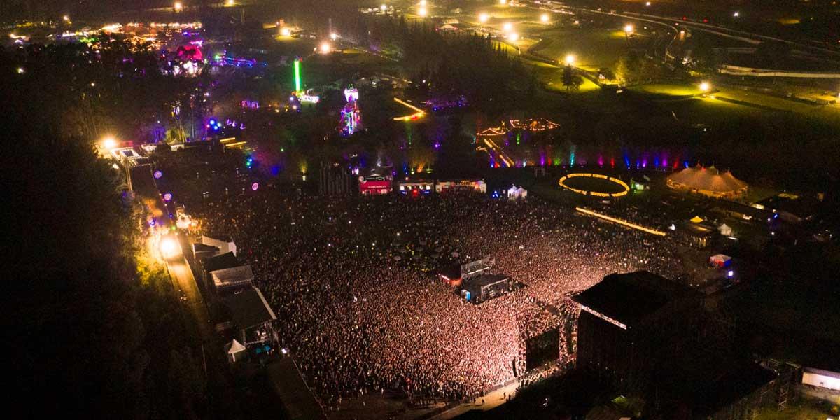 Los Arctic Monkeys cerraron la décima versión del Estéreo Picnic en Bogotá