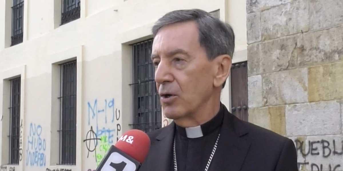Iglesia católica rechaza ataque a la Catedral Primada