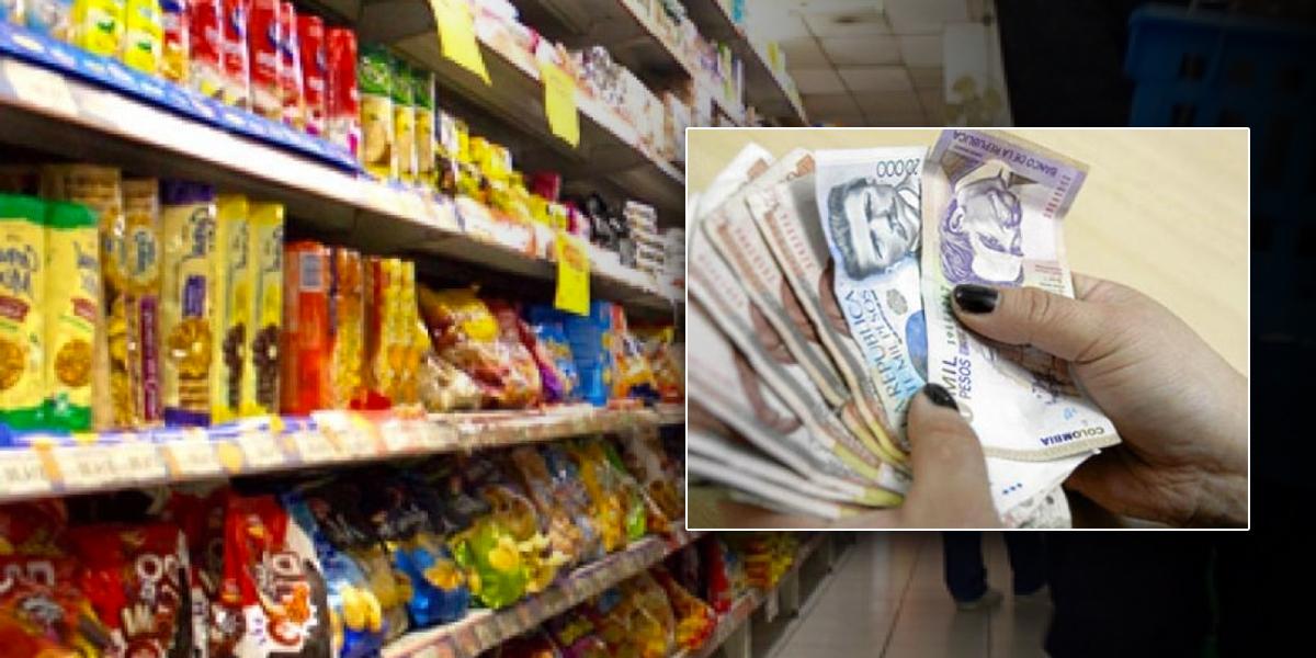 Inflación en marzo subió 0,43 %