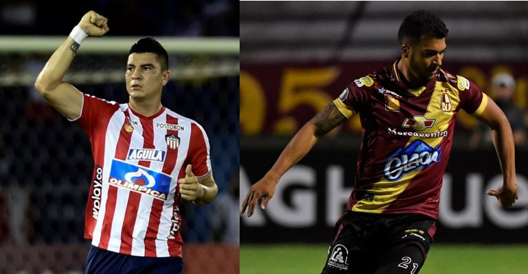 ¿Qué deben hacer Junior y Tolima para ir a Copa Sudamericana?