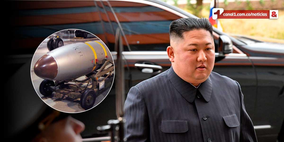 Líder norcoreano considera que la desnuclearización depende enteramente de EE. UU.