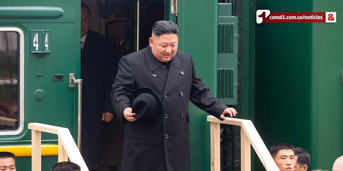 Kim Jong-un abandona Vladivostok tras cumbre con Putin