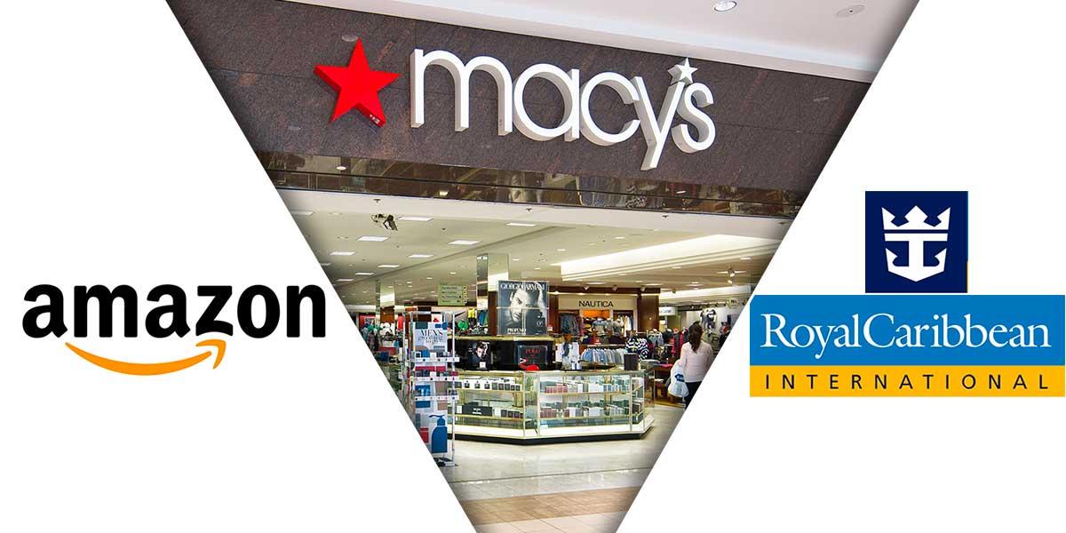 Amazon, Macy's y Royal Caribbean buscan proveedores en macrorrueda colombiana