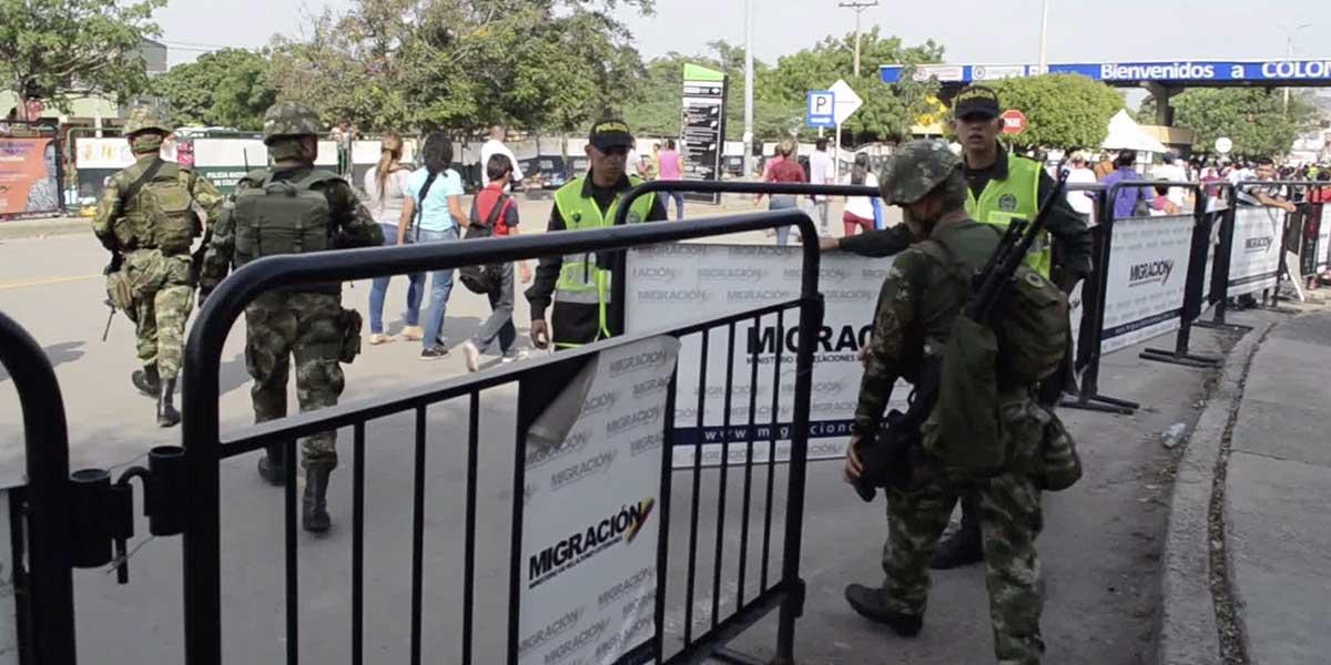 Ungrd instala PMU en la frontera con Venezuela para evitar afectaciones