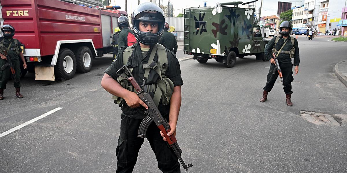 Sri Lanka impondrá estado de emergencia 'condicional' contra el terrorismo