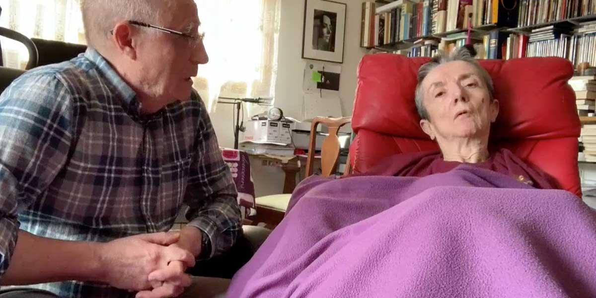 Juez deja en libertad a hombre que ayudó a morir a su esposa con una enfermedad terminal