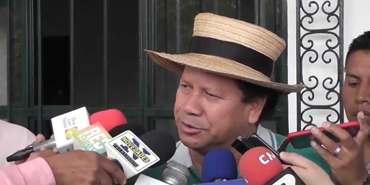 Minga indígena estudia abrir corredor humanitario en vía Panamericana