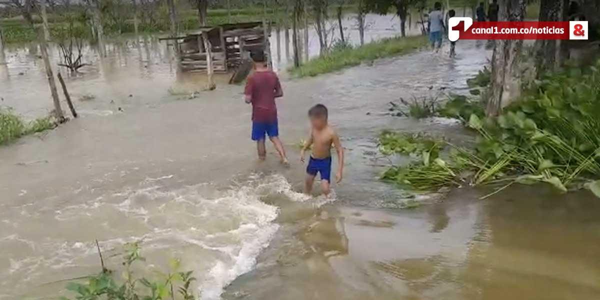 El Urabá es la región más afectada por inundaciones en Antioquia