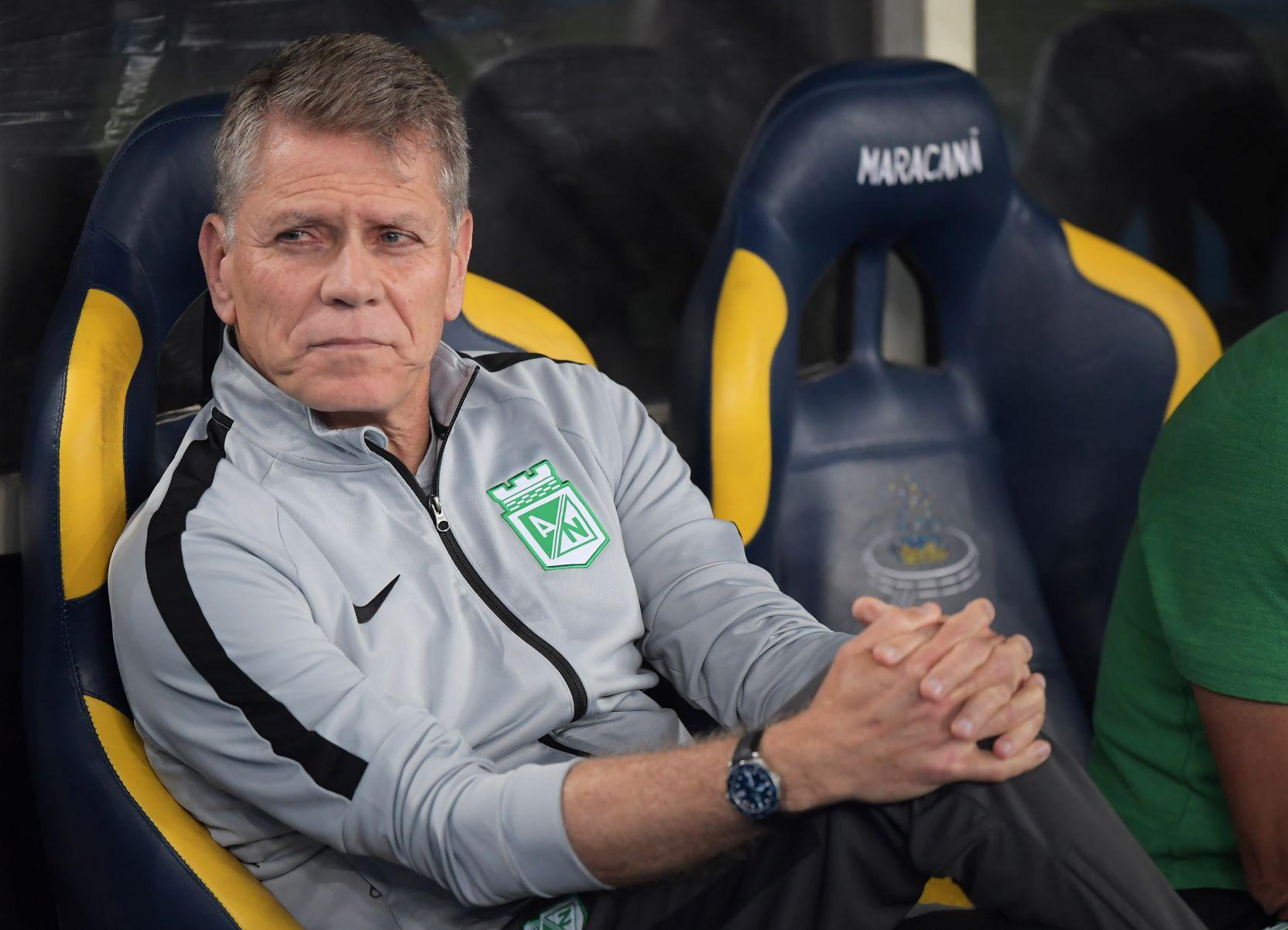 Paulo Autuori renunció a su cargo en Atl. Nacional luego del papelón en el Maracaná