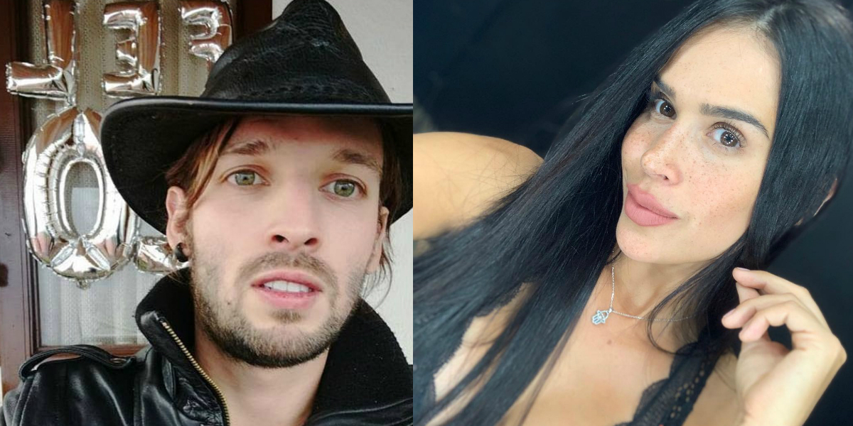 La actriz Nataly Ortiz habló del supuesto rechazo del actor Andrés Fierro al hijo que tienen