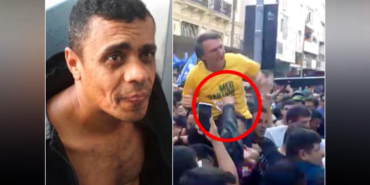 Hombre que apuñaló a Bolsonaro sufre trastorno y no será castigado con cárcel