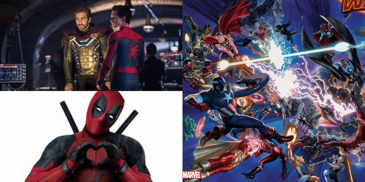 El 'Multiverso' se abre en el Universo Cinematográfico de Marvel