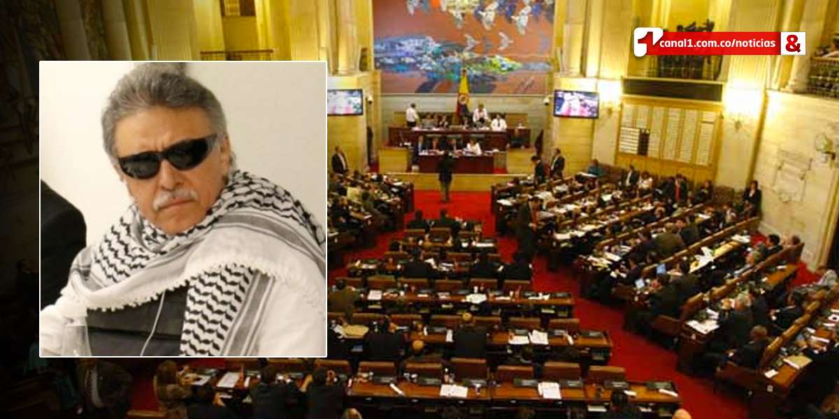Cámara dice que respeta decisiones de la justicia en caso Santrich