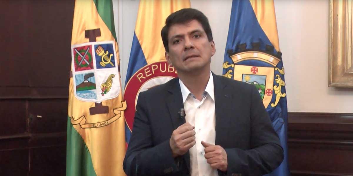 Suspenden por 11 meses al alcalde de Popayán, César Gómez Castro