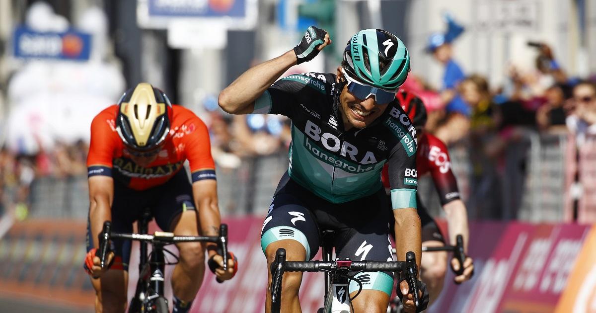 Hay nuevo líder en el Giro de Italia tras la 12ª etapa