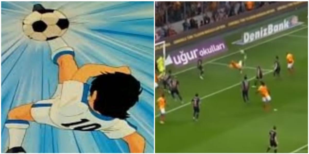 Travesaño, chilena y al ángulo: gol a lo 'Súper Campeones' significó un título en Europa