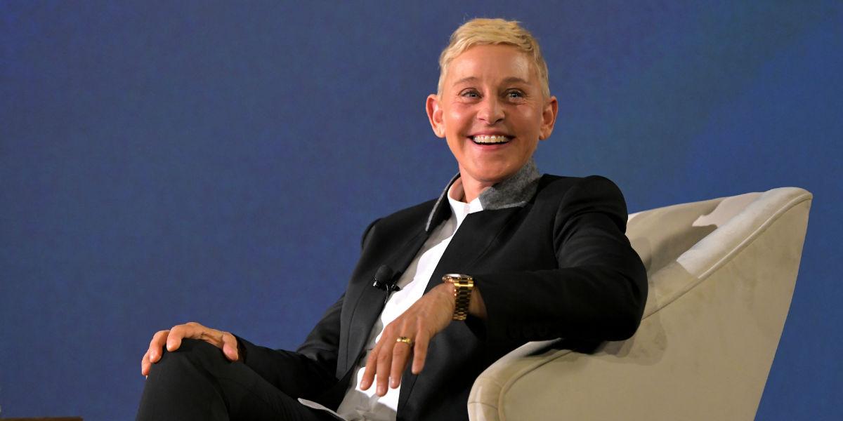 Ellen DeGeneres cuenta cómo su padrastro abusó de ella cuando era adolescente