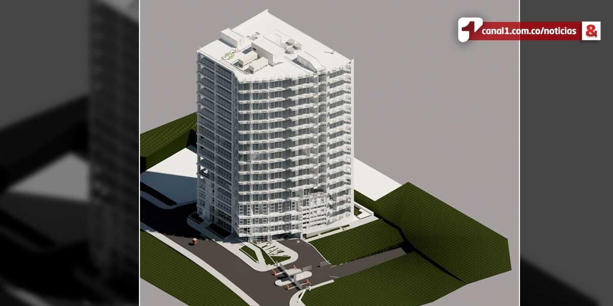 Procesos inteligentes en la construcción de edificio en Medellín