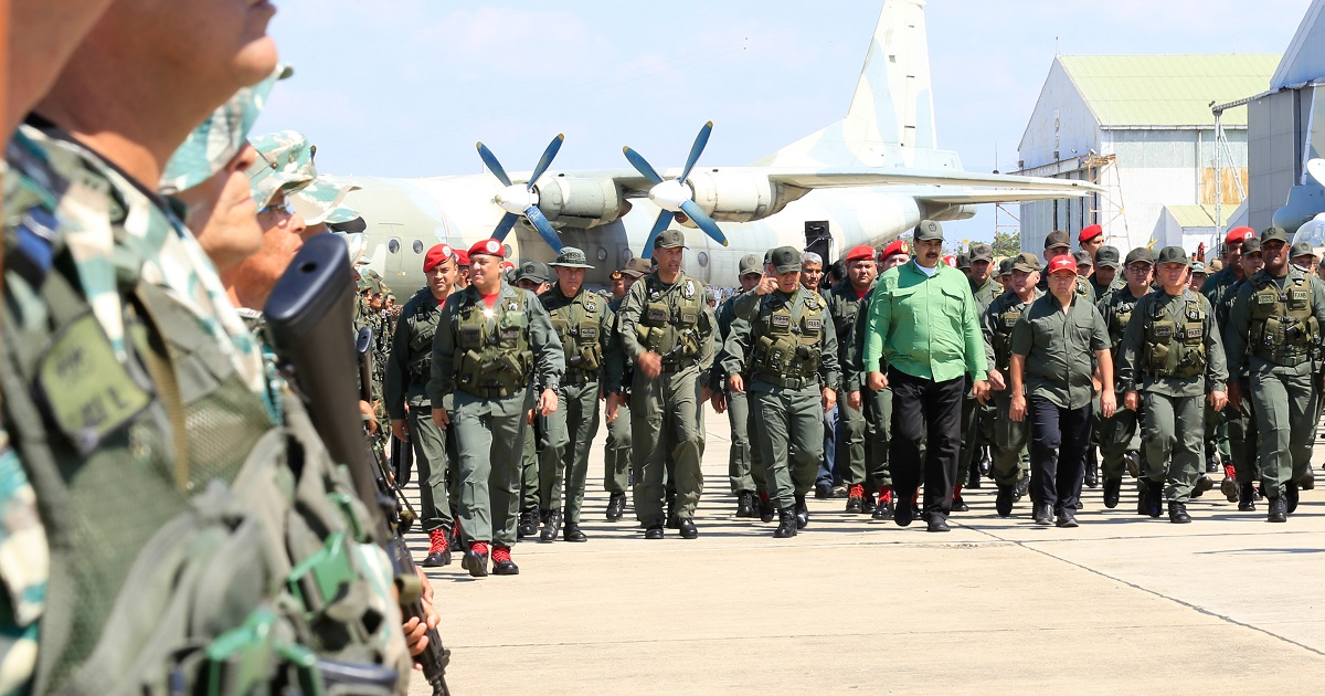 """""""Tuvimos que traer 500 soldados cubanos"""": a Maduro 'se le chispoteó'"""