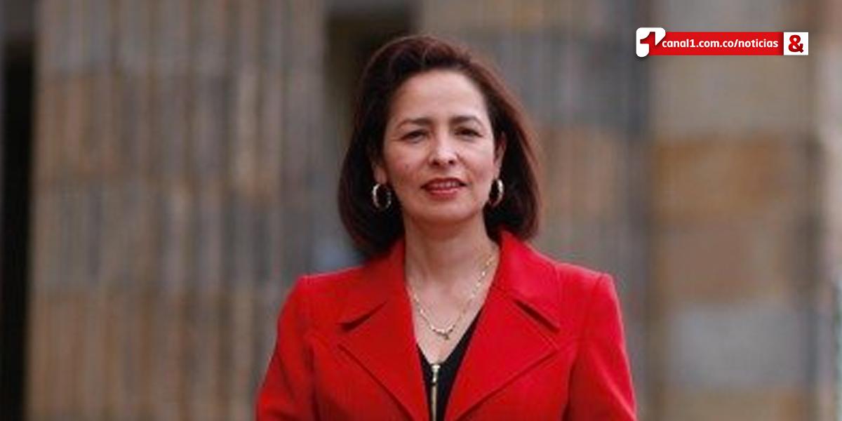 Olga Lucía Velásquez aclara cómo llegó su hoja de vidaa manos del presidente Duque