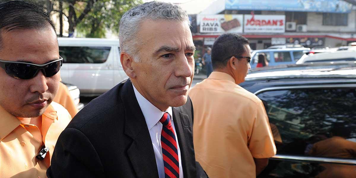 Llega a Bogotá el nuevo embajador de los Estados Unidos